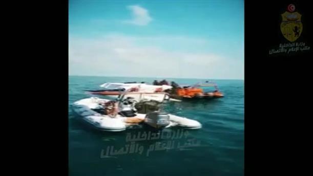 Πολύνεκρο ναυάγιο στην Τυνησία