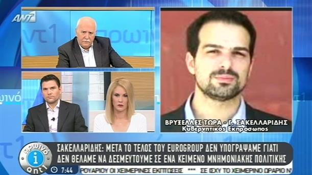 Γ. Σακελλαρίδης – 13/02/2015