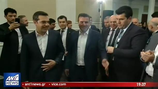 «Απόβαση» επιχειρηματιών στα Σκόπια, «στο πλευρό» του Πρωθυπουργού