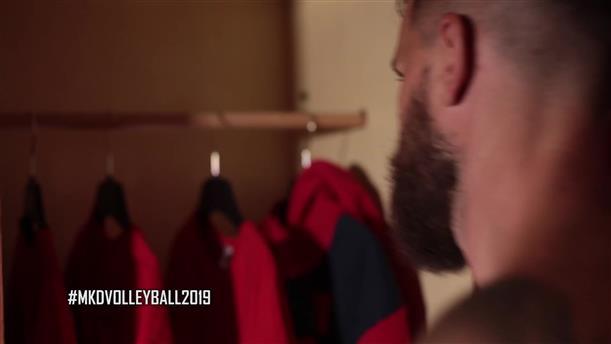 Βόρεια Μακεδονία: Προκλητικό βίντεο για τη συμμετοχή της εθνικής βόλεϊ στο Ευρωπαϊκό Πρωτάθλημα