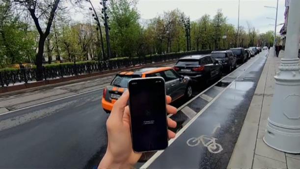 Moιράζονται αυτοκίνητα στη Μόσχα