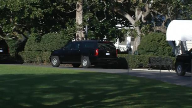Εκλογές - ΗΠΑ: Ο Τραμπ αναχωρεί από τον Λευκό Οίκο για να πάει για γκολφ