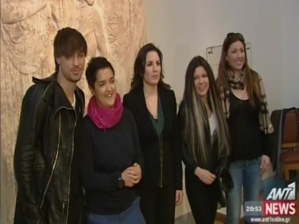 Νικητές της Eurovision στο Αρχαιολογικό Μουσείο