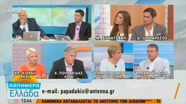 Καλημέρα Ελλάδα (20-09-2015)