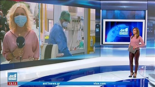 Απεργία και συγκέντρωση των νοσοκομειακών γιατρών