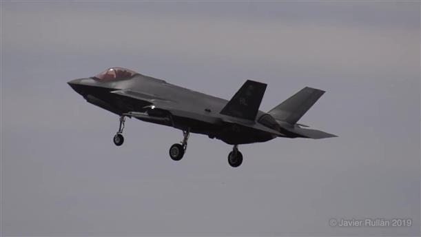 Σε κοινή άσκηση με την Ελλάδα τα μαχητικά F-35