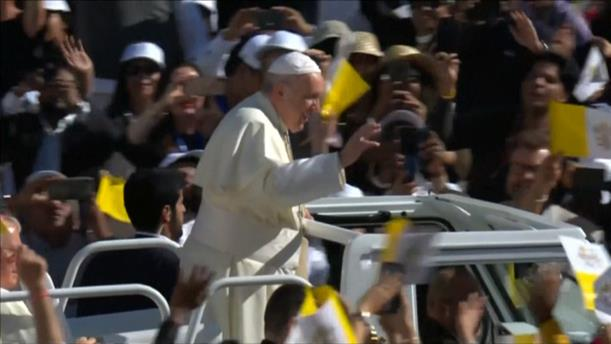 Επίσκεψη του Πάπα Φραγκίσκου στα Ηνωμένα Αραβικά Εμιράτα