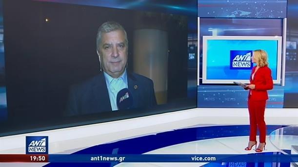 Πατούλης στον ΑΝΤ1: σε επιφυλακή ο μηχανισμός της Περιφέρειας Αττικής