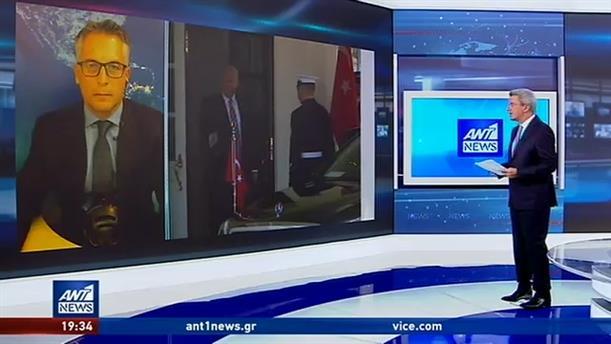 Νέα τηλεφωνική επικοινωνία Τραμπ - Ερντογάν