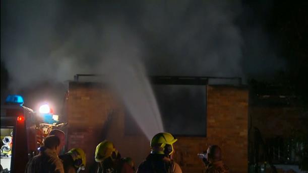 Φονική φωτιά σε σπίτι