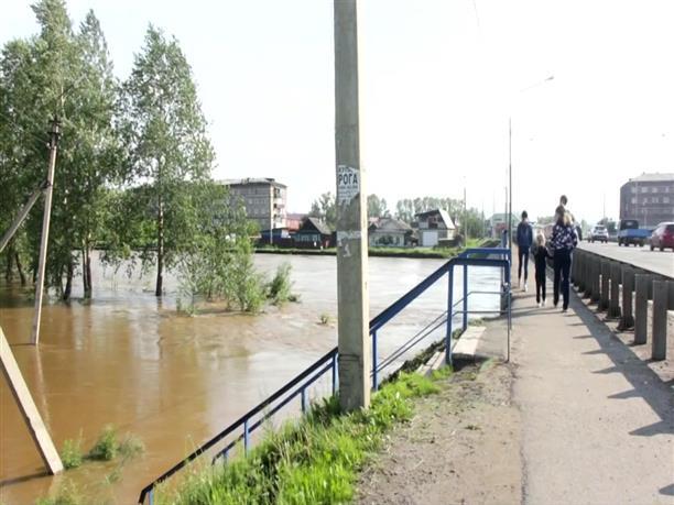 Εκκενώνονται χωριά λόγω πλημμυρών στη Σιβηρία