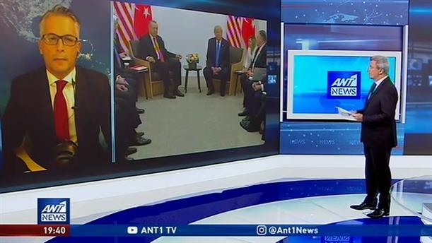 Ο Τραμπ προσκάλεσε τον Ερντογάν στο Λευκό Οίκο
