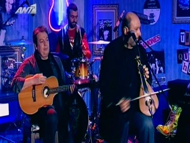 Ράδιο Αρβύλα – Νίκος Ζωιδάκης - 23/11/2011