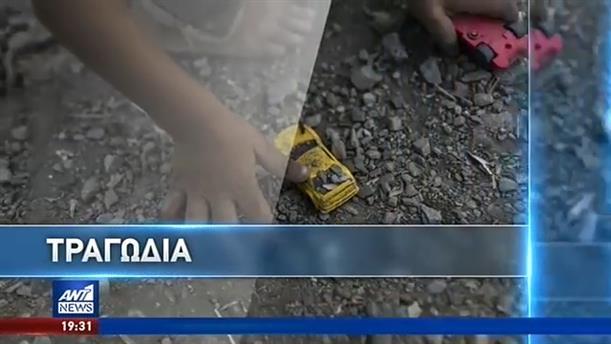 Νεκρό προσφυγόπουλο στην Χίο - Δεκάδες άνδρες βρέθηκαν σε φορτηγό στην Ξάνθη