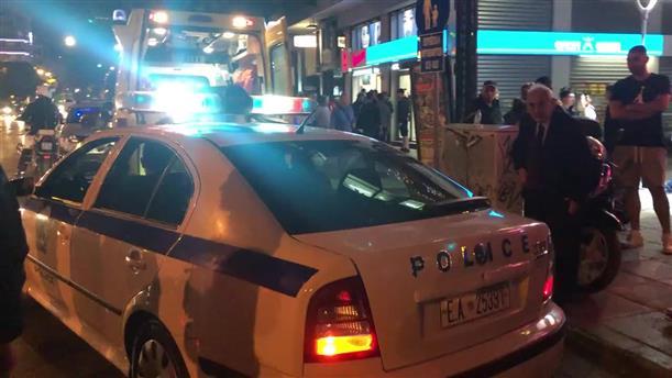 Επίθεση με μαχαίρι σε 29χρονο στη Θεσσαλονίκη