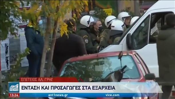 Γρηγορόπουλος: Εκατοντάδες προσαγωγές και συλλήψεις την Κυριακή