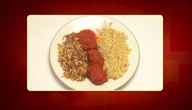 Σουτζουκάκια με αραβικό ρύζι της Νικολέτας - Κυρίως πιάτο - Επεισόδιο 55