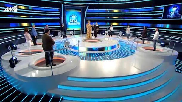 STILL STANDING – ΕΠΕΙΣΟΔΙΟ 161 – 2Η ΣΕΖΟΝ