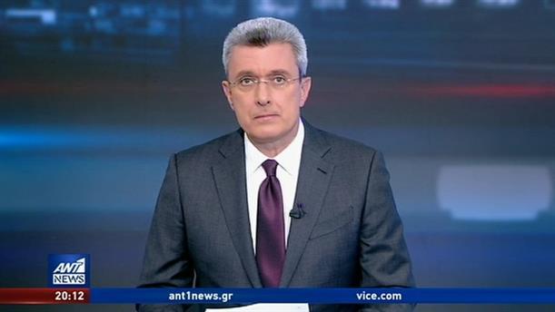 ANT1 NEWS 09-03-2020 ΣΤΙΣ 19:30