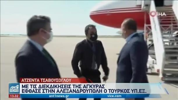 Τσαβούσογλου: τι περιλαμβάνει η ατζέντα του Τούρκου ΥΠΕΞ