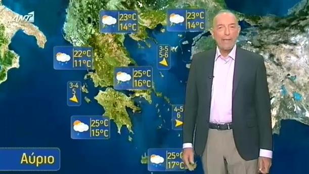 ΔΕΛΤΙΟ ΚΑΙΡΟΥ ΓΙΑ ΑΓΡΟΤΕΣ – 07/10/2015