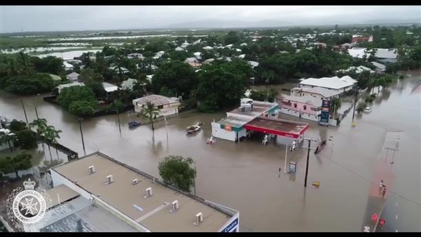 Πλημμύρες στην Αυστραλία