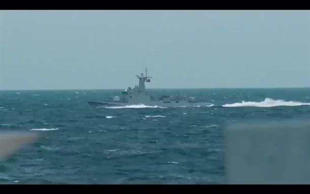 Με 131 τουρκικά πλοία η άσκηση «Θαλασσόλυκος»