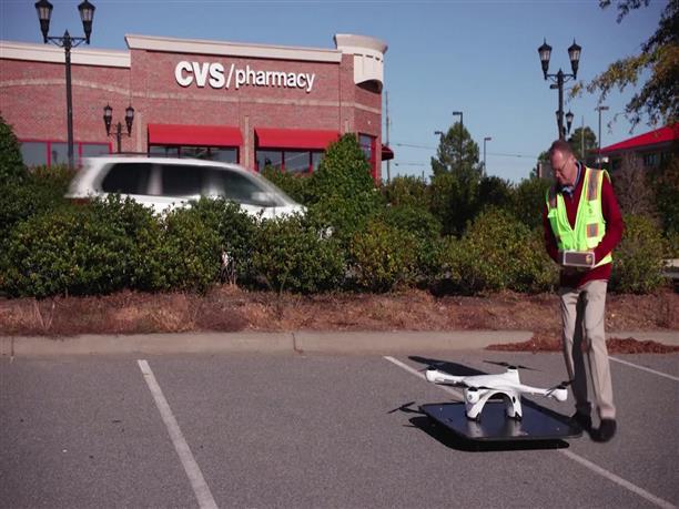 Παράδοση φαρμάκων με drone από την UPS