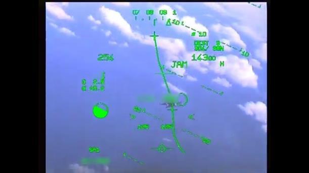 Βίντεο-ντοκουμέντο: Ελληνικό Mirage καταδιώκει τουρκικό F-16 στο Αιγαίο