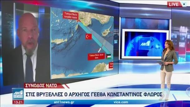 Φωτιά στη Μεσόγειο βάζει η Τουρκία