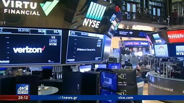 Πανικός στις διεθνείς αγορές
