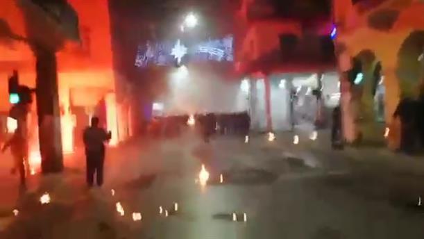 Πάτρα: Επεισόδια στην πορεία για τον Γρηγορόπουλο