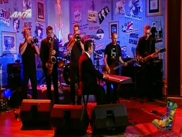 Ράδιο Αρβύλα - Little Peter & The Bad News - 30/04/2012