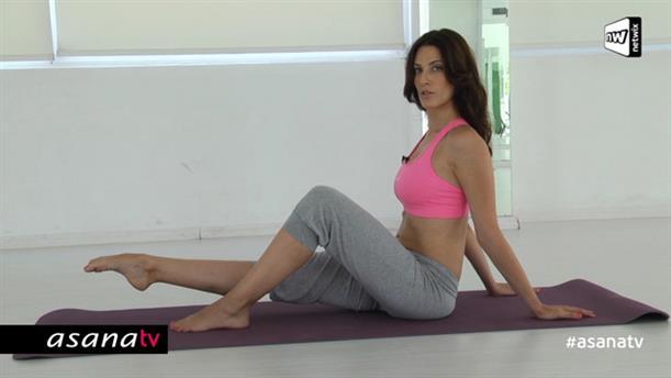 Pilates για καλλίγραμμα πόδια (μεσαίο επίπεδο)