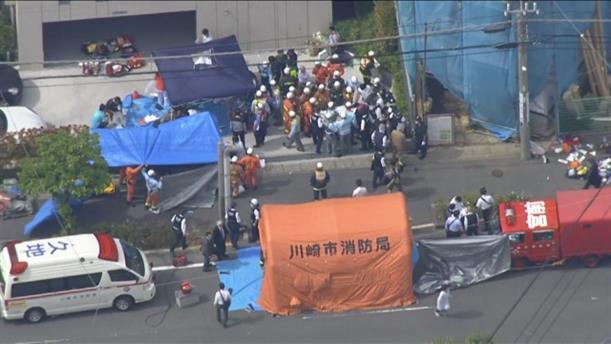 Επίθεση με μαχαίρι σε μαθητές στην Ιαπωνία