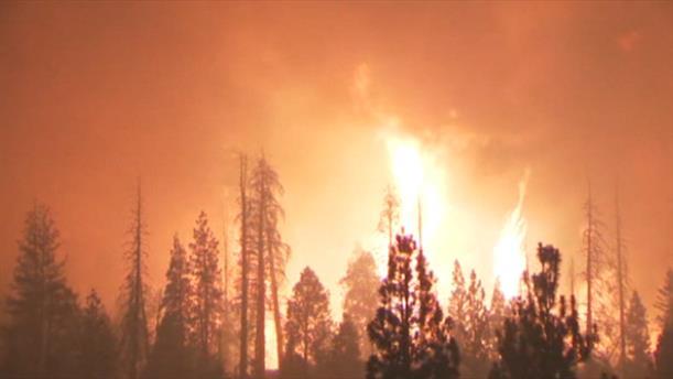 Μεγάλη πυρκαγιά στην Καλιφόρνια