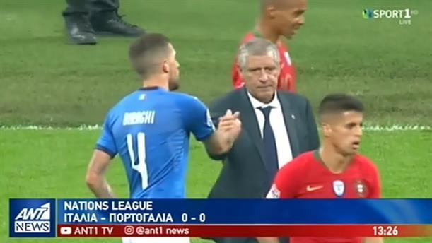 Η Πορτογαλία του Φερνάντο Σάντος πήρε το εισιτήριο για την τελική φάση του Nations League.