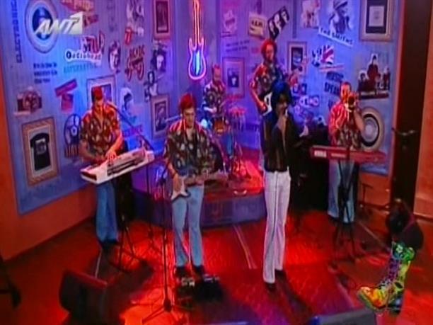 Ράδιο Αρβύλα – Tonis Sfinos and the Playmates - 10/01/2012