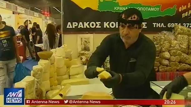 """""""Πλημμύρισαν"""" από… Κρήτη οι χώροι της ΔΕΘ"""