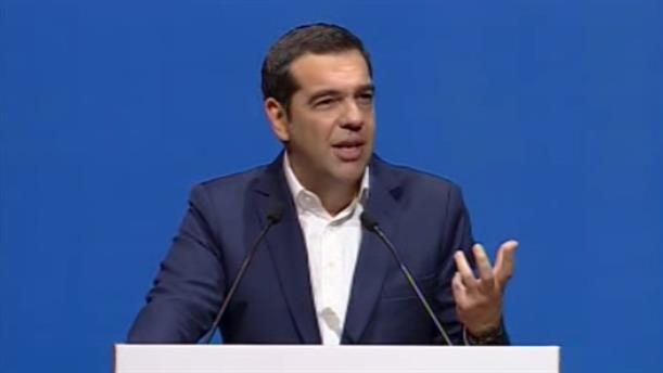 Ομιλία του Πρωθυπουργού στη συνεδρίαση του ΣΕΤΕ