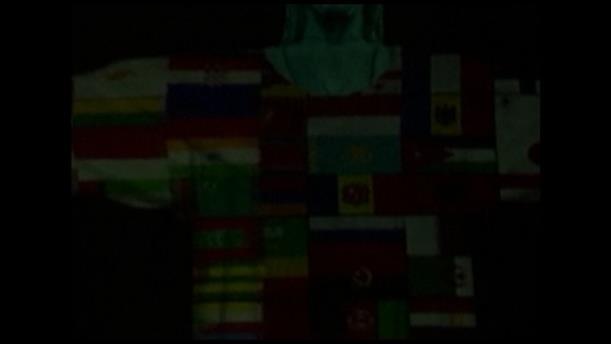 Βραζιλία: Το άγαλμα του Χριστού φωτίστηκε με τις σημαίες χωρών με κορονοϊό