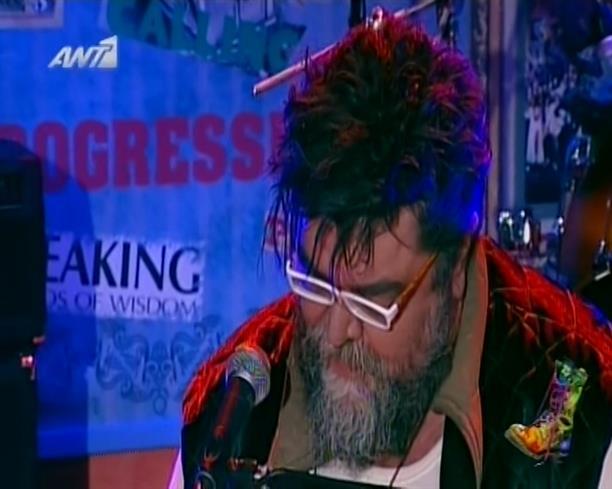 Ράδιο Αρβύλα – Σταμάτης Κραουνάκης - 15/03/2012