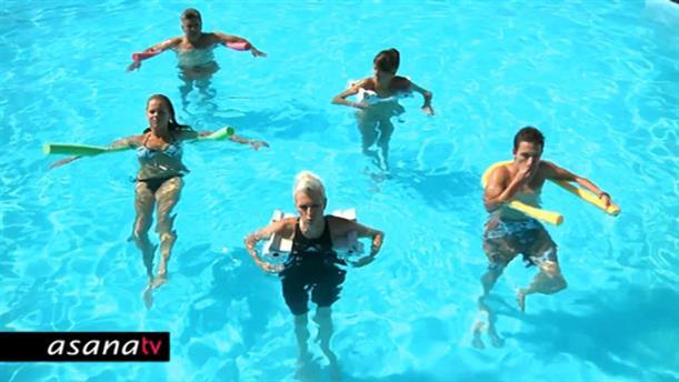 Aqua Fitness (ομαδικό)
