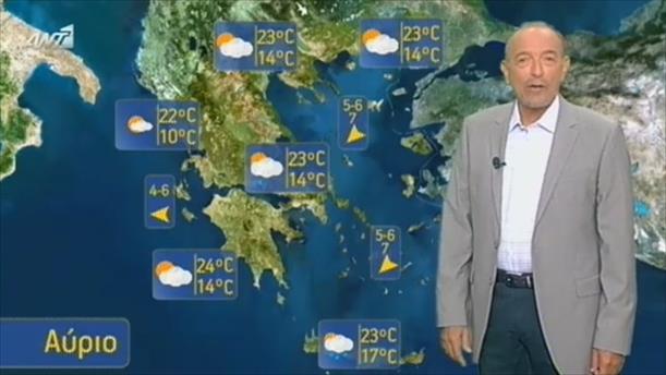 ΔΕΛΤΙΟ ΚΑΙΡΟΥ ΓΙΑ ΑΓΡΟΤΕΣ – 01/10/2015