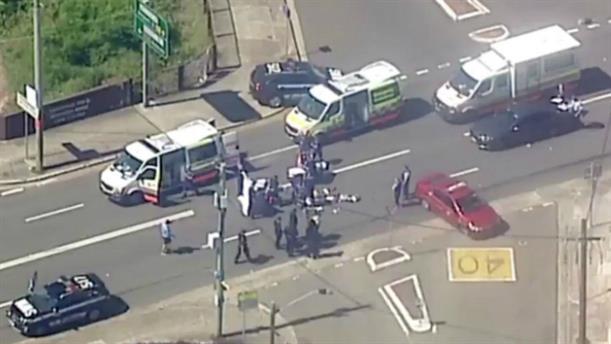 Αιματηρή κατάληξη είχε η καταδίωξη στους δρόμους του Σίδνεϊ