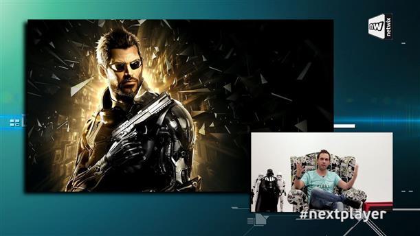 Next Player επ. 213: Όχι άλλο Multiplayer! Deus EX: Mankind Divided Review!