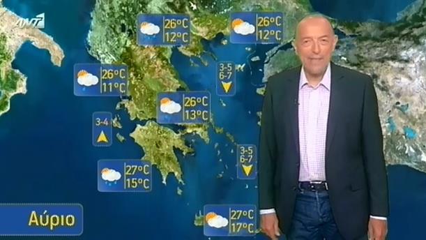ΔΕΛΤΙΟ ΚΑΙΡΟΥ ΓΙΑ ΑΓΡΟΤΕΣ – 08/06/2016