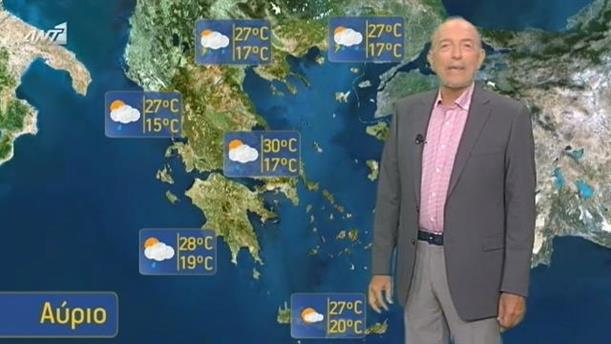 ΔΕΛΤΙΟ ΚΑΙΡΟΥ ΓΙΑ ΑΓΡΟΤΕΣ – 21/06/2015