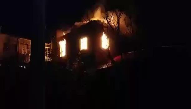 Πυρκαγιά ξέσπασε σε σπίτι στη Μάκρη Αλεξανδρούπολης