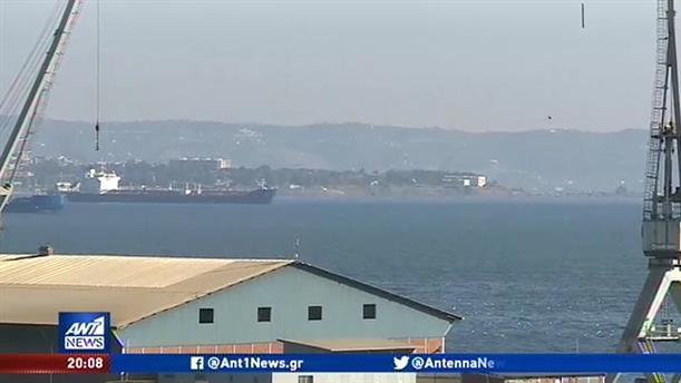 Υπό κράτηση ο Λιμενάρχης Θεσσαλονίκης και έξι πλοηγοί